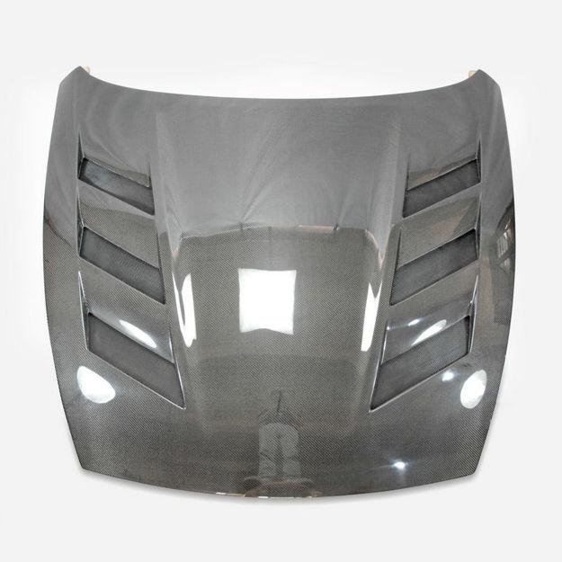 图片 09 onwards 370Z Z34 AMS Style Vented  Hood