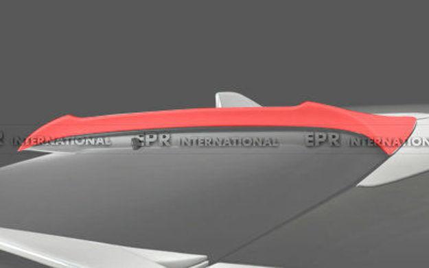 图片 15 onwards Prius ZVW50 SKBL Style Roof Spoiler